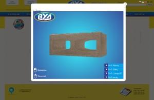 3д модель блока