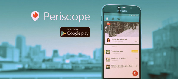 как отредактировать профиль в Periscope
