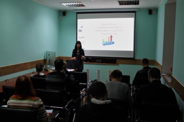 Мастер класс по seo продвижению в Днепропетровске