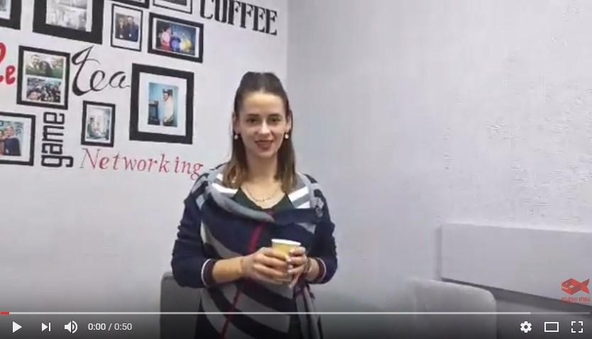 Видеоотзыв Лысенко Евгении о работе со Studio iFish