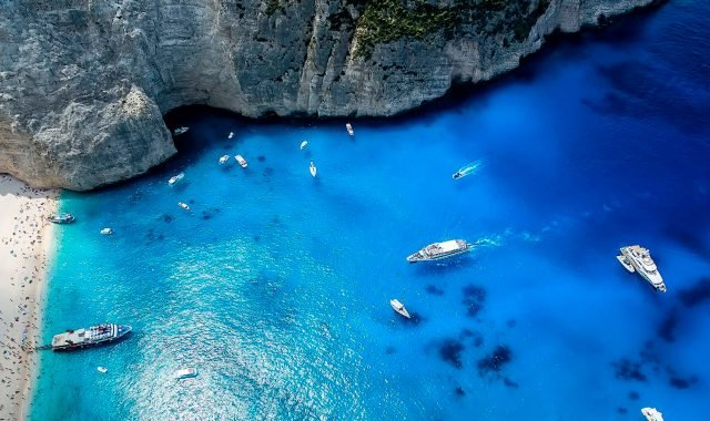 Cайт для пассажирских перевозок на море ANNA TUR