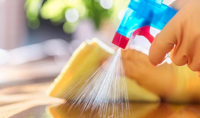 Cайт для KRYSTAL-CLEANING